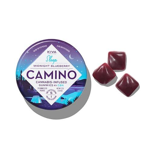 Camino Gummies | Midnight Blueberry
