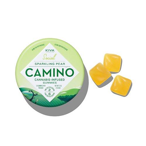 Camino Gummies | Sparkling Pear