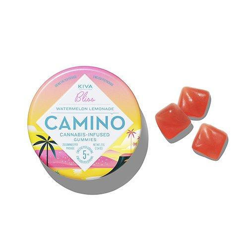 Camino Gummies | Watermelon Lemonade 100mg