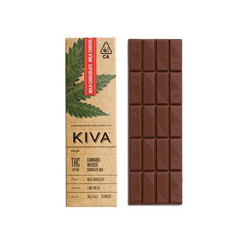 Milk Chocolate Bar - KIVA