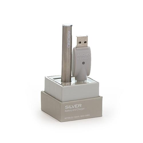 Kurvana   ASCND Battery - Silver